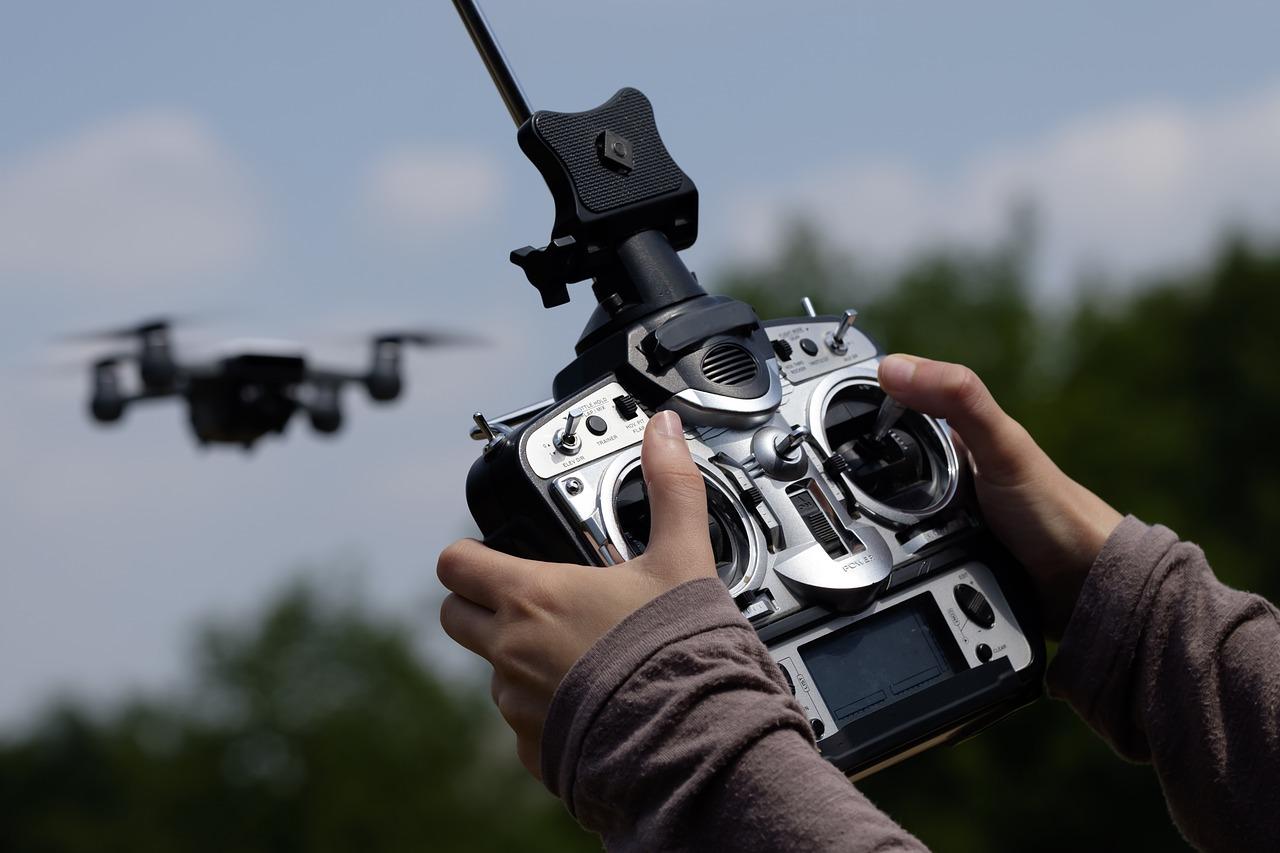 Les drones espions arrivent !